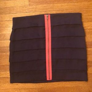 Dressy mini skirt from boutique.